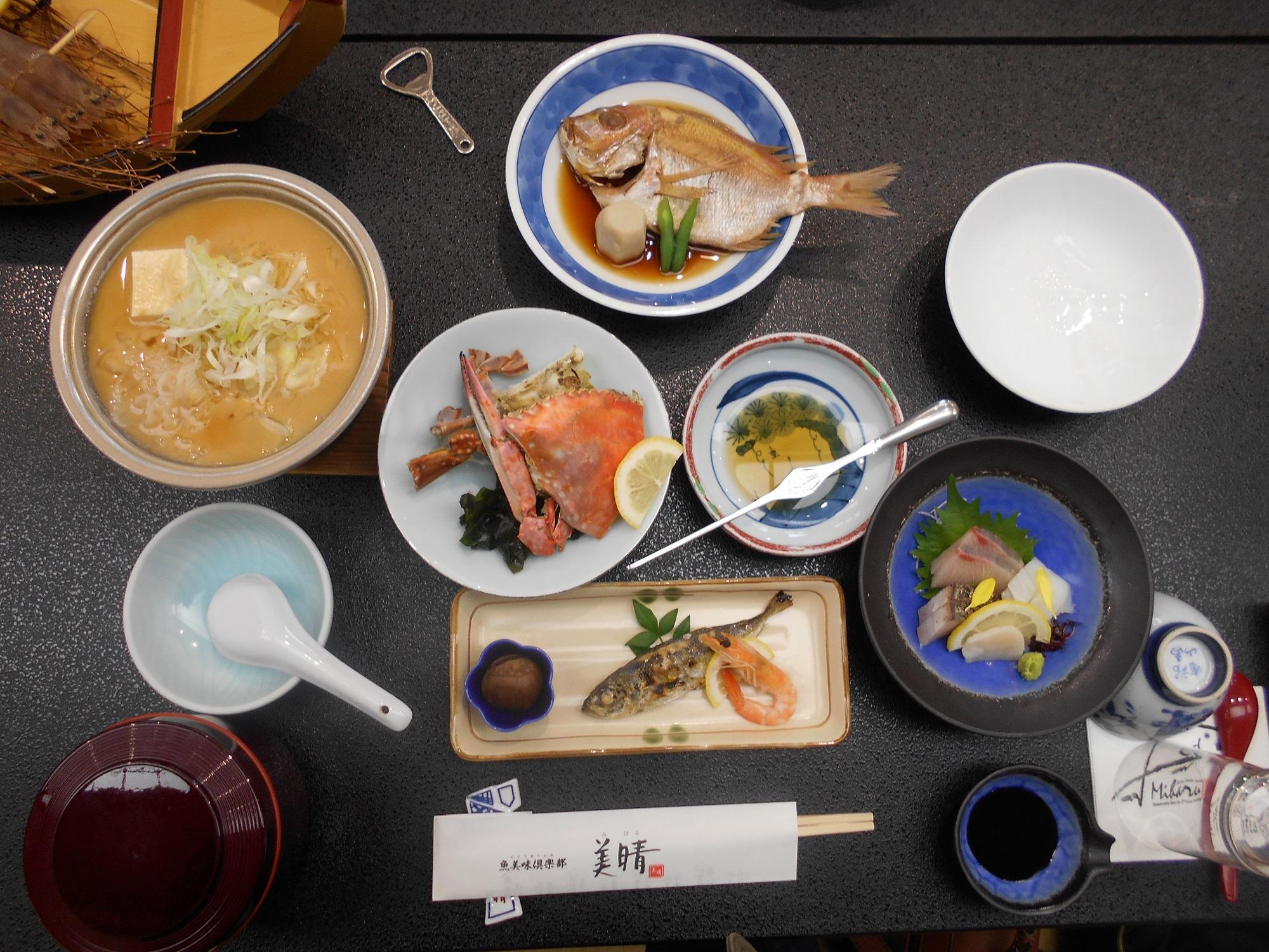 2.昼食(H29.11.04_岡山社員旅行)