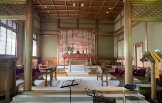 日本聖公会 奈良基督教会 礼拝堂3